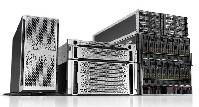 HP releases the next generation Gen9 Proliant servers