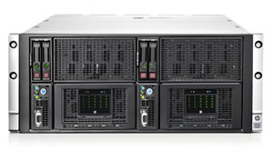 HP recommended configuration for Microsoft Exchange Server 2010 and HP ProLiant SL4540 Gen8 Servers