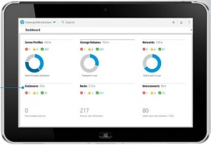 HP unveils their next generation infrastructure management tool – welcome HP Oneview!