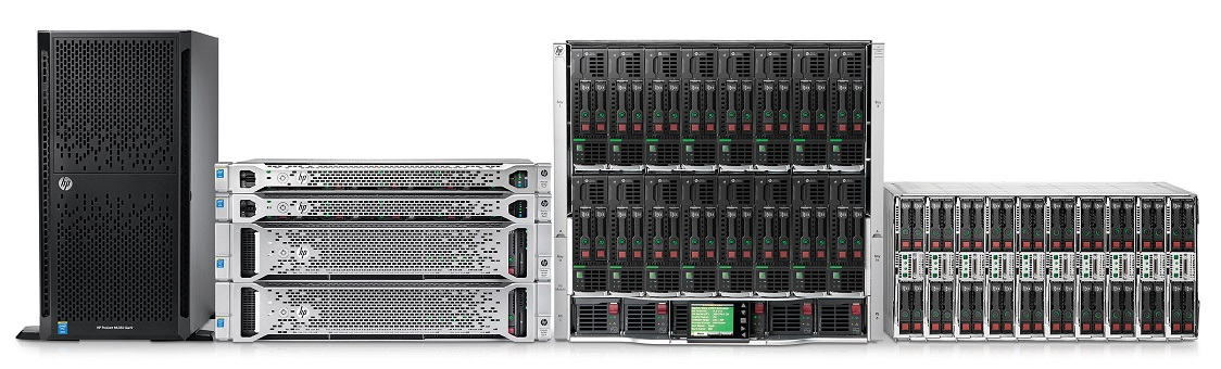 HP releases new SPP Service Pack for Proliant 2015.04