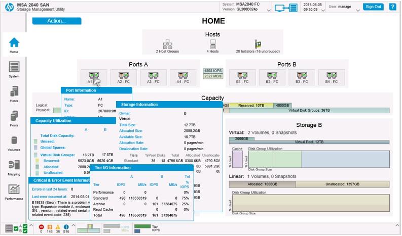 HP MSA Storage goes virtual - BITCON IT consultants