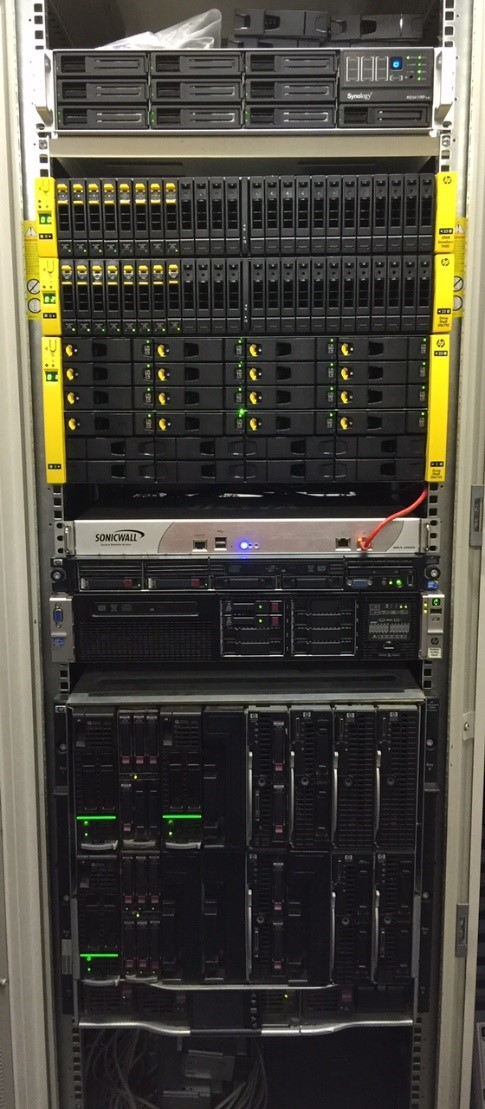 How a home lab can run out of control…