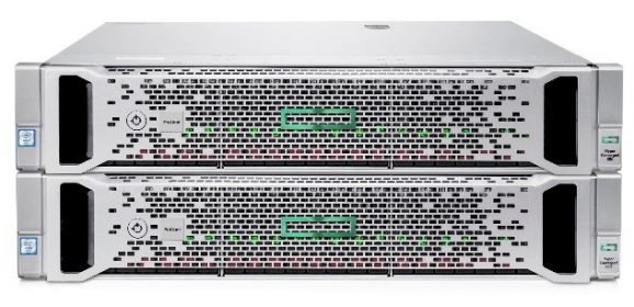 HPE announces HyperConverged Operating Environment 2.0