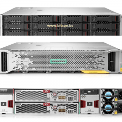 HPE introduces StoreVirtual 3200: revolution instead of evolution