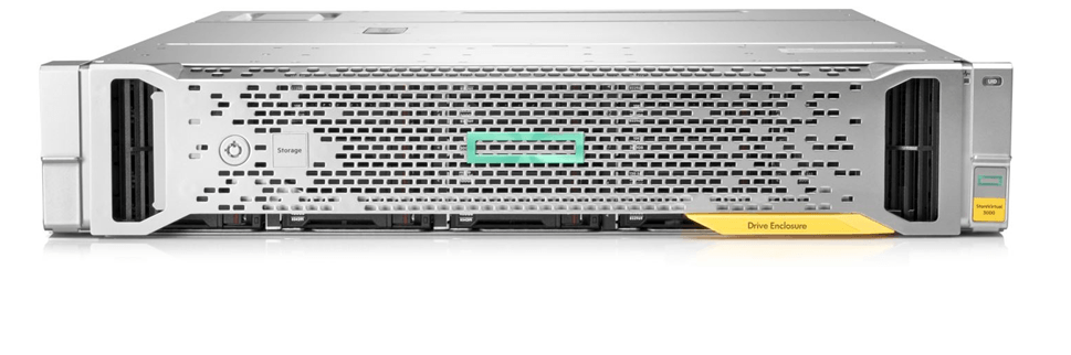 HPE StoreVirtual 3200 becomes mature with new software update 13.5