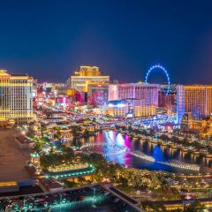 Getting ready for HPE Discover Las Vegas 2017