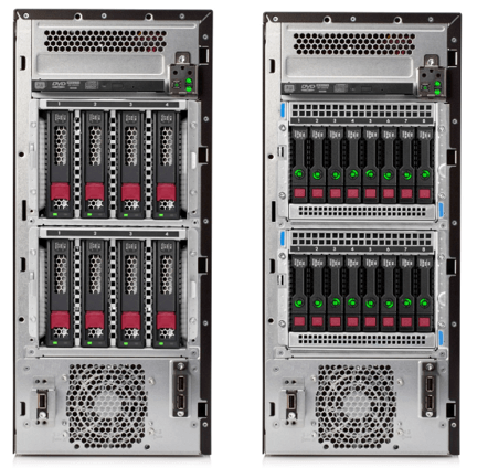 Hardware review: HPE Proliant ML110 Gen10 – ideal server for SMB