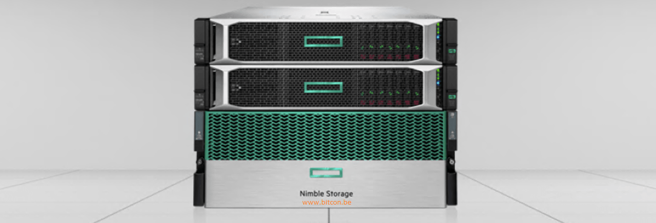 HPE Nimble goes (hyper)converged with dHCI