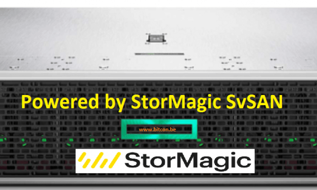 HPE introduces StorMagic SvSAN as StoreVirtual VSA replacement